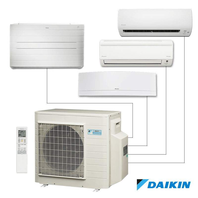 multi split system air conditioning Plenty