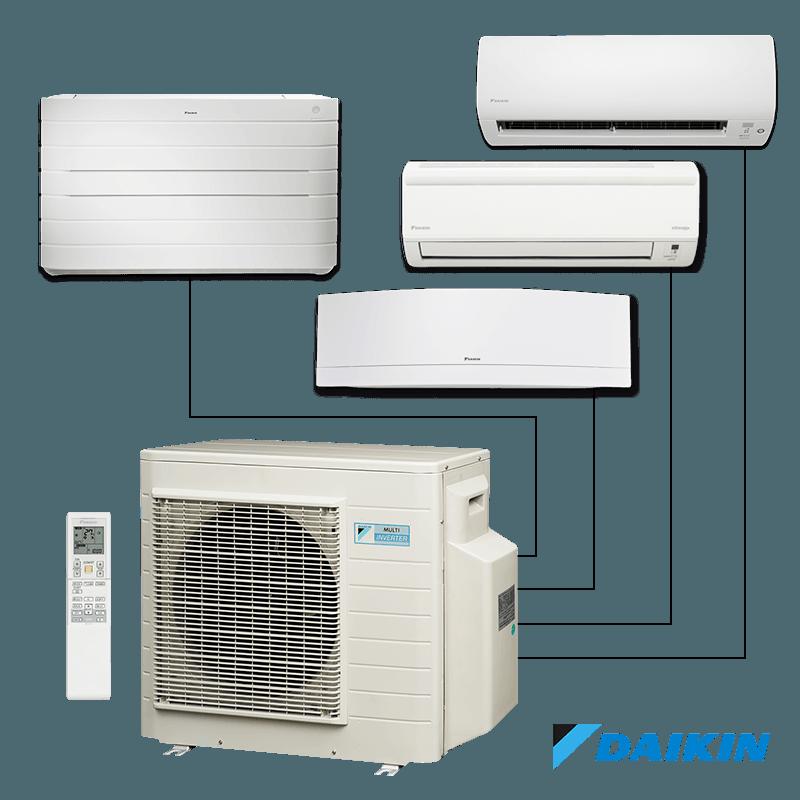 split system air conditioner Watsonia