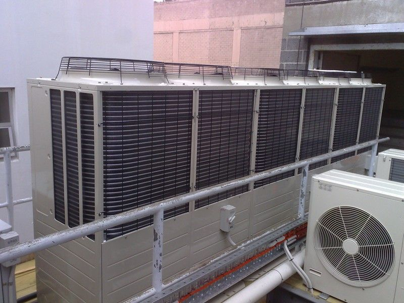 Mitsubishi air conditioner installation Brentford Square