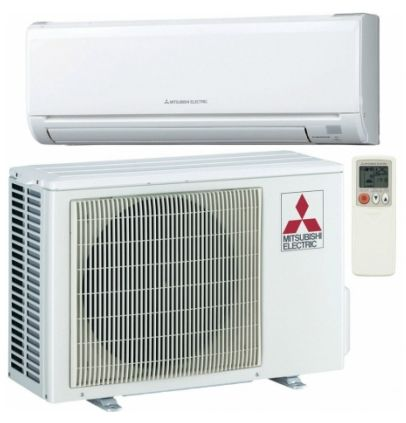 Mitsubishi Split System Air Conditioners in Brentford Square
